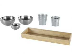 Presentation Dishes Kit